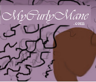 My Curly Mane's logo