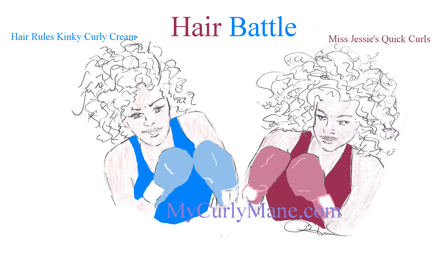Product Battle: Quick Curls vs. Hair Rules