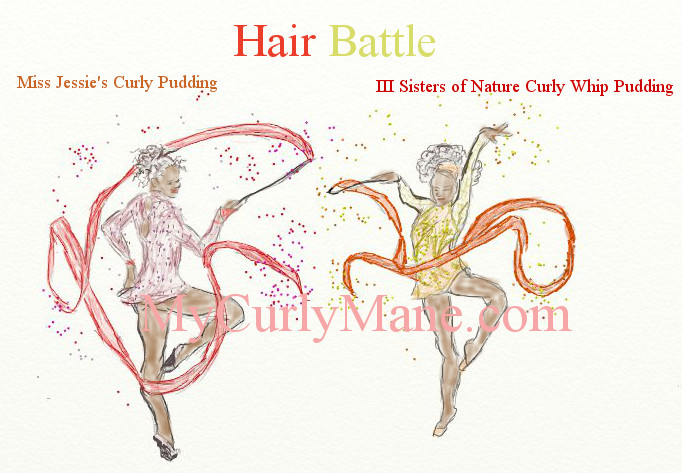 Product Battle: Miss Jessie's vs. III Sisters of Nature