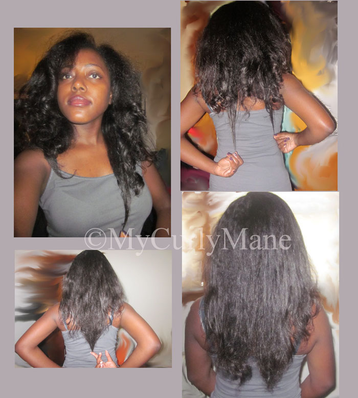 Length Check My Curly Mane_November 2012