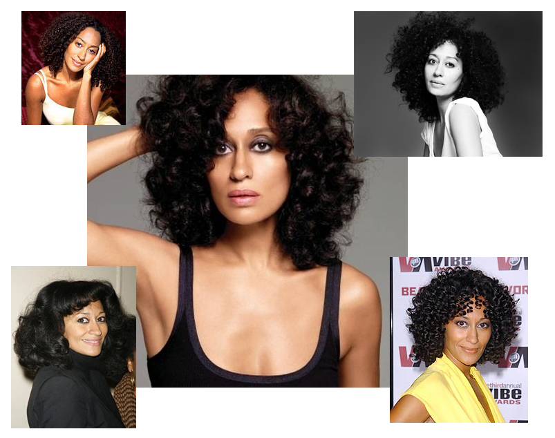 Tracee Ellis Ross - My Curly Mane's Hair Hall of Fame Inductee