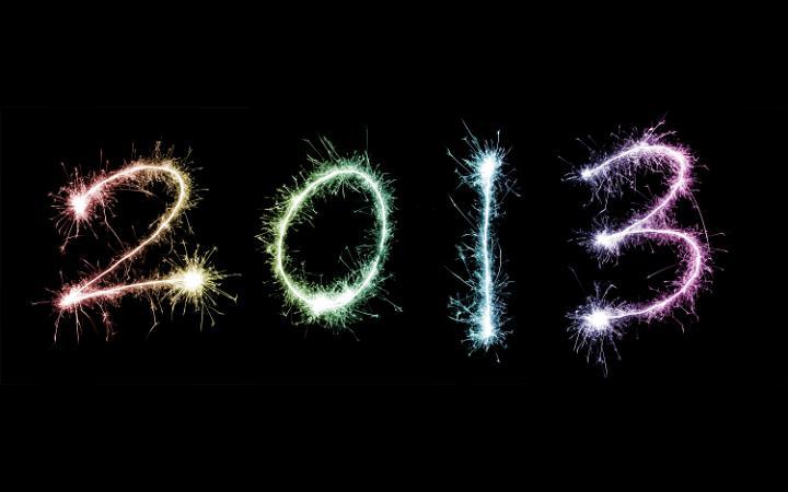 Forecasting 2013