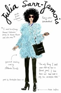 Julia Sarr-Jamois illustrated by Joana Avillez