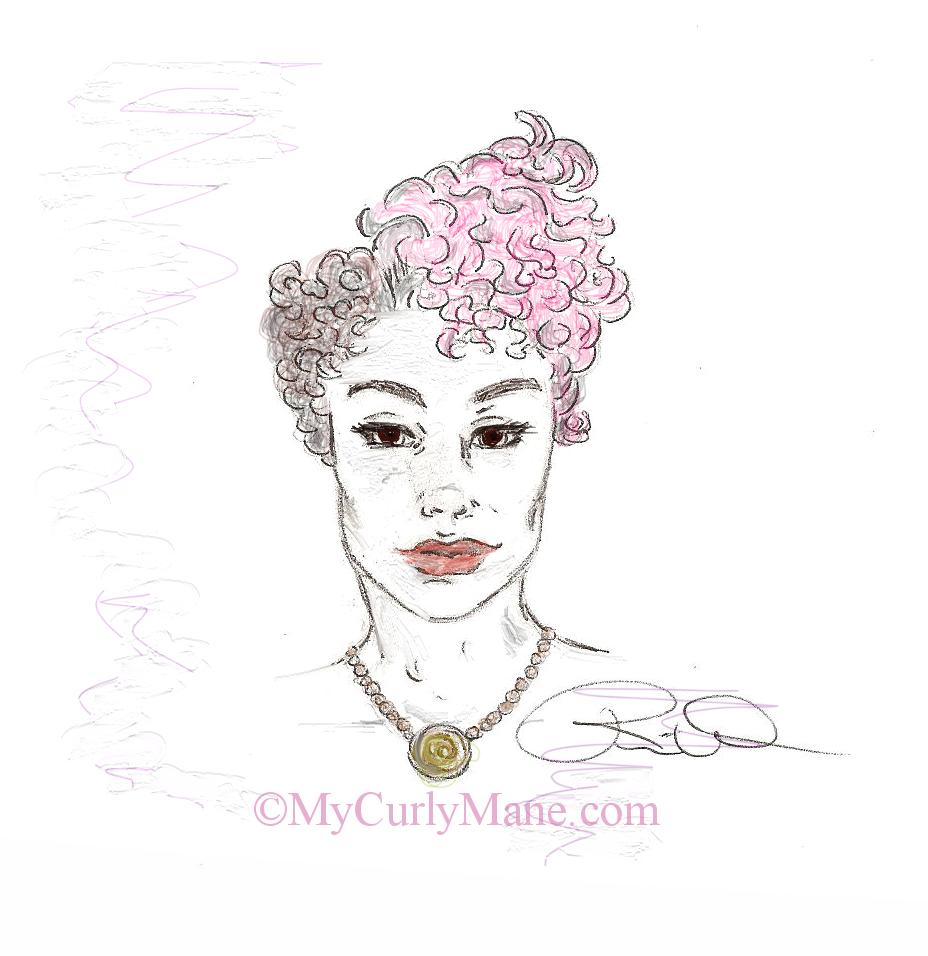 Curly Bangs by Nay. All rights reserved.