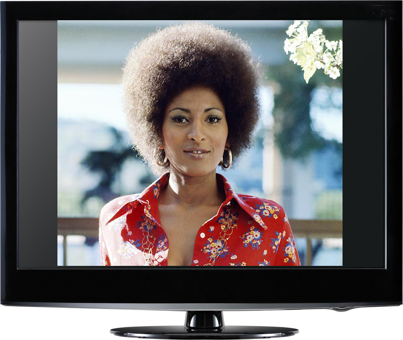 Pam Grier on lg-tv