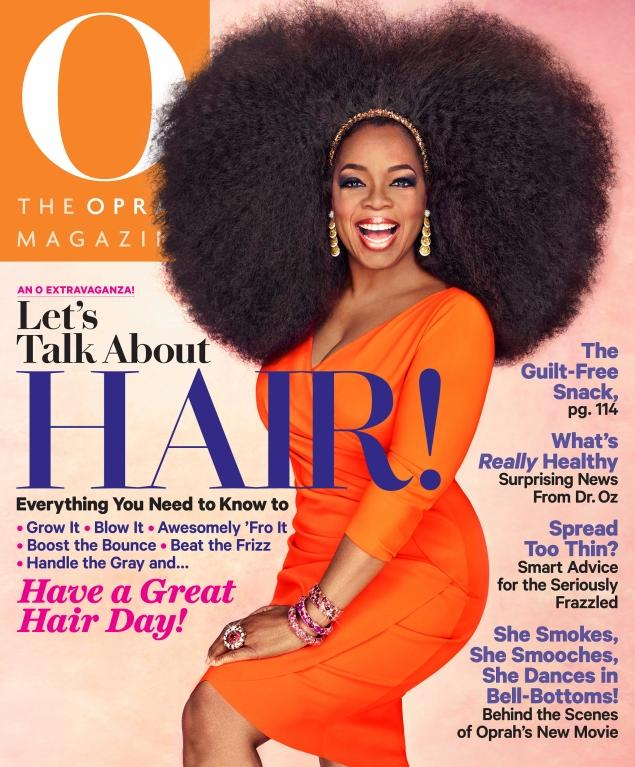 In Case You Missed It: Oprah's Afro Wig & Hair Talk